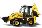 愚公ZL25-10轮式挖掘装载机