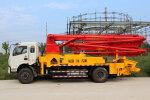 长垣农建HNTBC25-28-50混凝土泵车