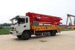 长垣农建HNTBC30-30-80混凝土泵车