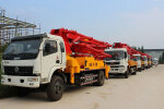 长垣农建HNTBC22-28-40混凝土泵车