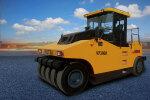科泰KP306HS轮胎压路机