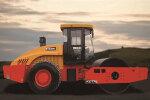 科泰KS225HD-2单钢轮压路机(双驱)