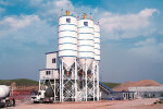 柳工HZS120A混凝土搅拌站