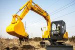 柳工CLG908D履带挖掘机