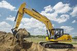 柳工CLG925E挖掘机