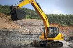 柳工CLG920E(国三)-履带挖掘机