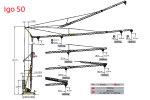 波坦Igo 50自装式起重机