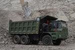 航天泰特TAS3730矿用自卸车