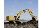 卡特彼勒320D2/D2L履带挖掘机