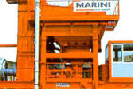 玛连尼RS700移动式沥青热拌和设备