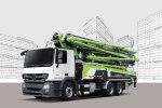 中联重科ZF5440THBB 60X-6RZ碳纤维臂架泵车