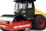 戴纳派克CA250D-II单钢轮振动压路机
