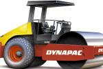 戴纳派克CA262D单钢轮振动压路机