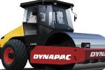 戴纳派克CA402D单钢轮振动压路机