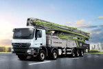 中联重科ZLJ5150THBJ 23X-4Z泵车