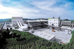 中联重科ZSL100楼式机制砂石生产线*