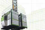 中联重科SC200/200BZ中速变频施工升降机