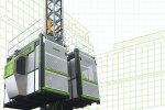 中联重科SC200/200BG高速型施工升降机