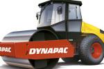 戴纳派克CA602D单钢轮振动压路机