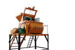 海州机械JS500 混凝土搅拌机
