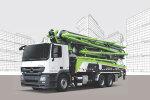 中聯重科101-7RZ碳纖維臂架泵車