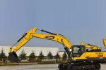 雷沃FR330E履带挖掘机