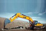雷沃FR480E履带挖掘机