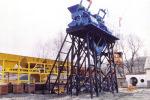 银锚建机HZS50混凝土搅拌站