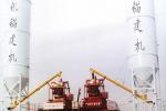 银锚建机HZS150混凝土搅拌站