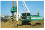 新大方DFU120旋挖钻机