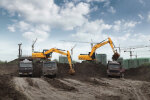 柳工CLG922E履带挖掘机