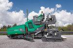 福格勒超级 1800-3喷洒型摊铺机