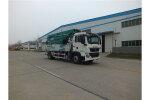 森源重工SMQ5202THB泵车