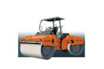 悍马HD130小型双钢轮压路机