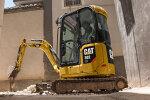 卡特彼勒302 CR迷你型挖掘机