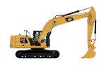 卡特彼勒新一代330液压挖掘机