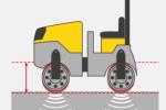 威克诺森RD18-80双钢轮压路机