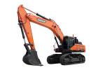 斗山DX520LC-9C履带挖掘机