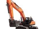 斗山DX430LC-9C履带挖掘机
