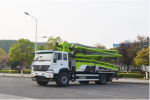 中聯重科ZLJ5230THBTE 37X-5RZ混凝土泵車