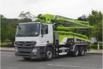 中联重科ZLJ5300THBBE 40X-5RZ混凝土泵车