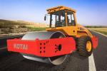 科泰KS306H-2全液压单钢轮压路机