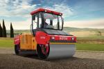 科泰KD126H/KD126HF全液压双钢轮压路机