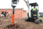 山貓E17小型挖掘機