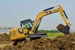 卡特彼勒306E2小型挖掘机