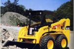 现代现代HSL850-7滑移装载机滑移装载机