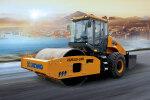 徐工XS263JS-LNG 单钢轮振动压路机