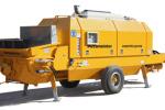 普茨迈斯特BSA 2109 HP D混凝土拖泵