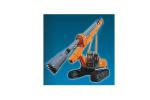 振中ZR160履带式旋挖钻机