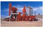 郴筑QB100A强制式沥青混凝土搅拌设备
